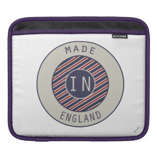 Made in England By Gerrelli Sleeve For iPads