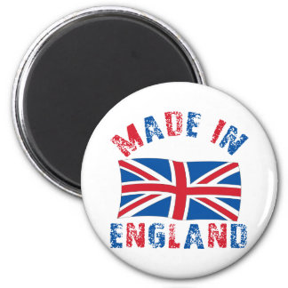 Made In England Refrigerator Magnets