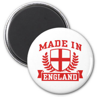 Made In England Magnets