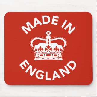 Made In England Mousemat Mouse Pad