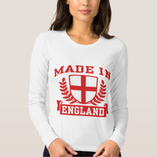 Made In England T-shirt