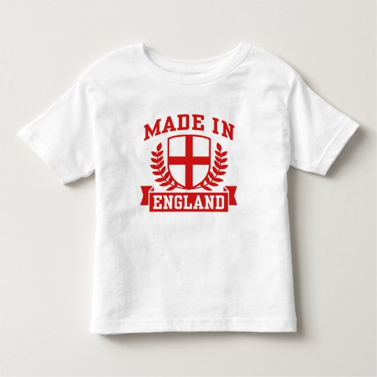 Made In England Toddler T-shirt