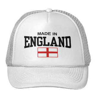 Made In England Trucker Hat