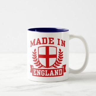 Made In England Two-Tone Coffee Mug