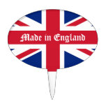 Made in England-Union Jack Cake Pick
