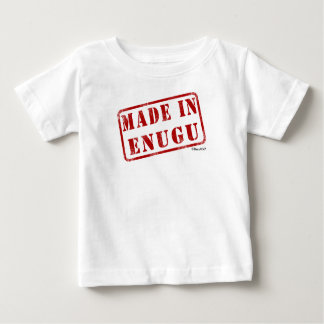 Made in Enugu Baby T-Shirt
