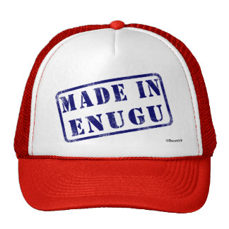Made in Enugu Trucker Hats