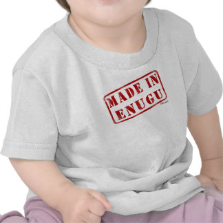 Made in Enugu T Shirts