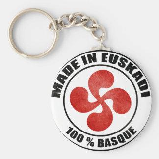 made in Euskadi Bayonne Keychain