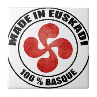 made in Euskadi Bayonne Tile
