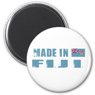 Made in Fiji 2 Inch Round Magnet