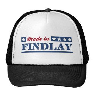 Made in Findlay Trucker Hats