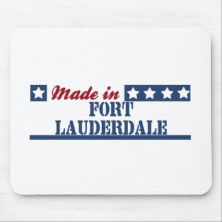 Made in Fort Lauderdale Mouse Pad