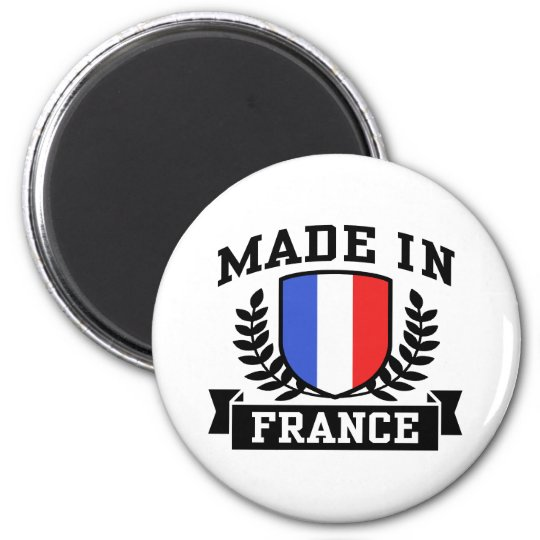 Made In France Magnet