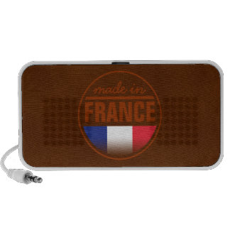 "Made in ...""France"" Travelling Speakers"