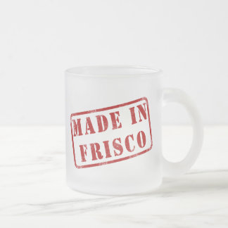 Made in Frisco Mugs