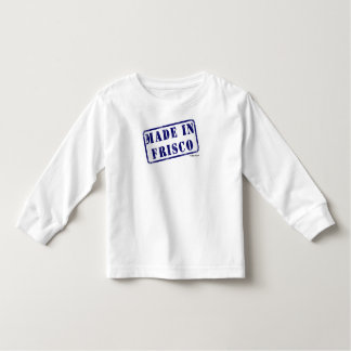 Made in Frisco Toddler T-shirt