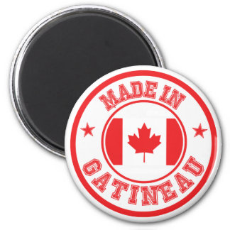 Made In Gatineau Magnet
