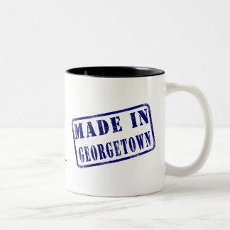 Made in Georgetown Two-Tone Coffee Mug