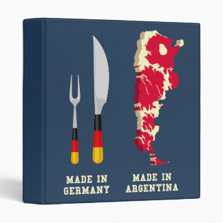 Made In Germany Binder