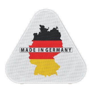 made in germany country map flag product label speaker