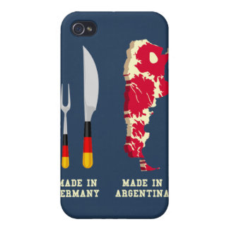 Made In Germany iPhone 4 Covers