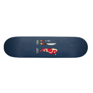 Made In Germany Skateboard Deck