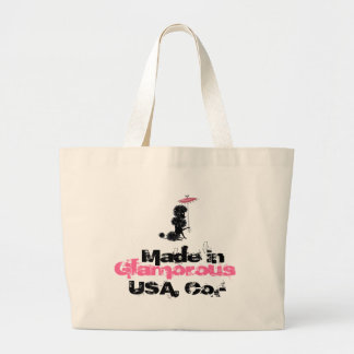 *Made in Glamorous USA - Tote Bag*