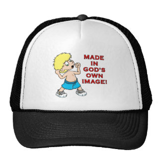 Made in God's Image Trucker Hat