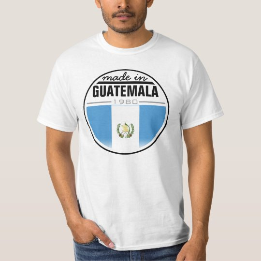 "Made in ...""Guatemala"" T-Shirt"