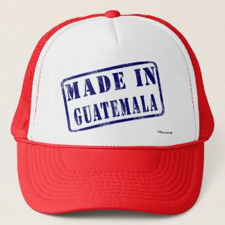 Made in Guatemala Trucker Hat