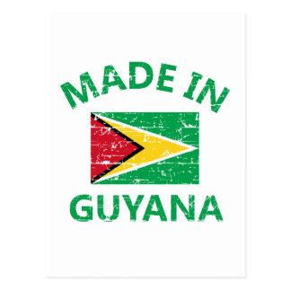 Made in Guyana Postcard
