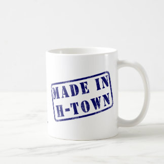 Made in H-Town Coffee Mug