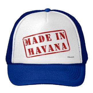 Made in Havana Trucker Hat