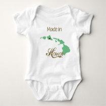 Made in Hawaii Baby Shirt