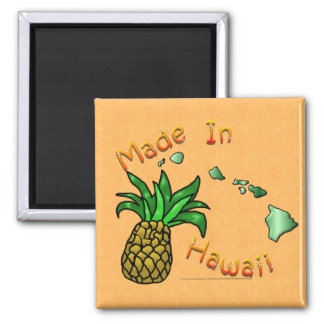 Made in Hawaii Magnet