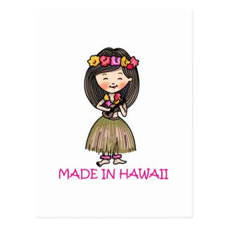 Made In Hawaii Postcard