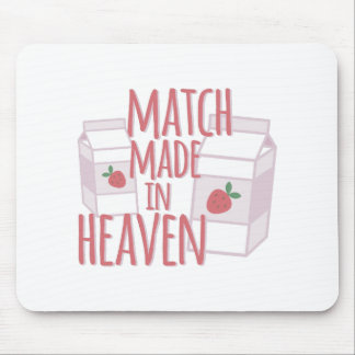 Made In Heaven Mouse Pad