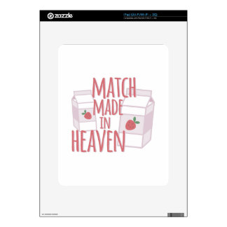 Made In Heaven Skin For The iPad