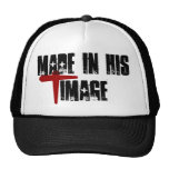 "Made in ""HIS"" Image Trucker Hat"