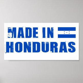 Made in Honduras Poster