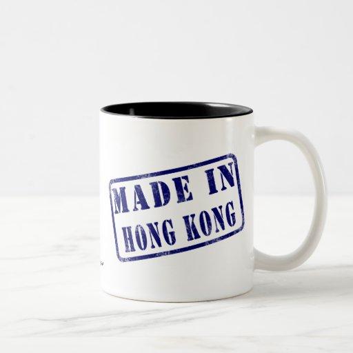 Made in Hong Kong Coffee Mugs