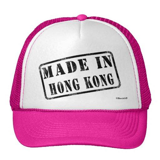 Made in Hong Kong Trucker Hat