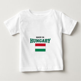 Made in Hungary Baby T-Shirt