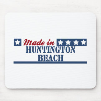 Made in Huntington Beach Mouse Pad