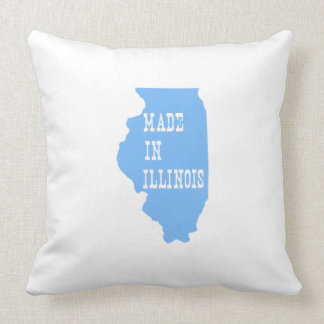 Made In Illinois Pillows