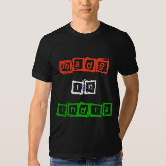 made-In-india-new-copy Tee Shirt