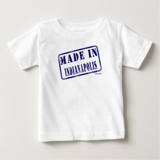 Made in Indianapolis Shirt