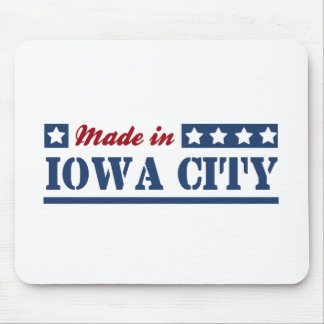 Made in Iowa City Mouse Pad