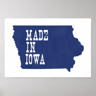 Made In Iowa Print